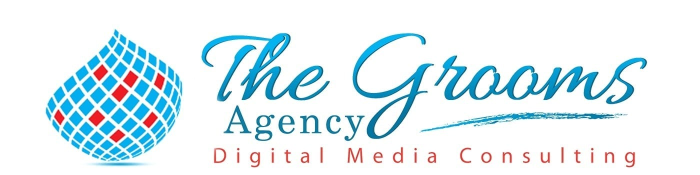 Web Design and Digital Marketing - The Grooms Agency Logo